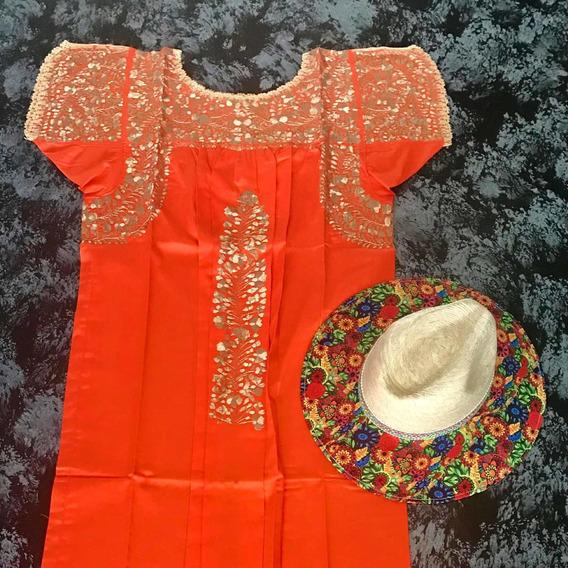 Sombrero Y Vestido