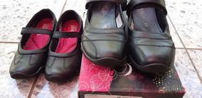 Zapato Escolar De Niña
