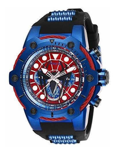 Invicta Marvel 26914 Reloj De Pulsera Para Hombre Crona³gr
