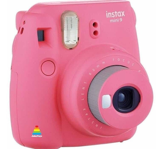 Camara Instantánea Fujifilm Instax Mini 9 + Estuche 20 Fotos