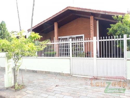 Imagem 1 de 15 de Casa Para Venda Em Peruíbe, Jardim Barra De Jangada, 3 Dormitórios, 1 Suíte, 1 Banheiro, 2 Vagas - 2855_2-679947