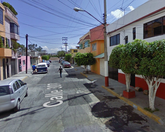 Fabulosa Casa En Venta, Zona Nueva Atzacoalco