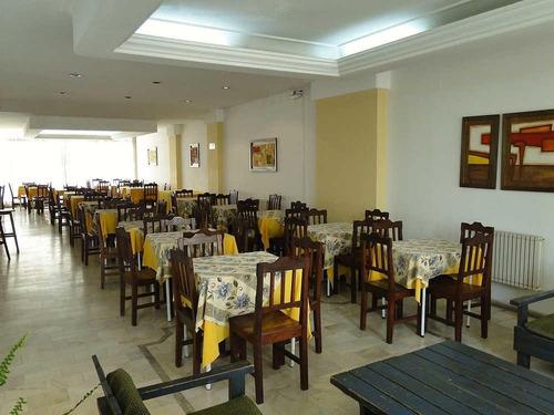 Imagen 1 de 12 de Vendo Hotel Céntrico En Villa Carlos Paz