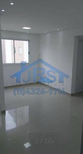 Apartamento Com 2 Dormitórios À Venda, 51 M² Por R$ 280.000,00 - Vila São João - Barueri/sp - Ap2288