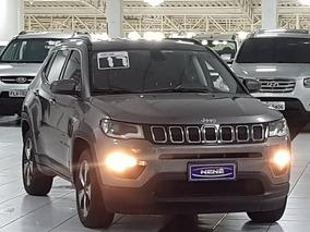 Jeep Compass 2.0 Longitude 2017 Flex Aut. !!!