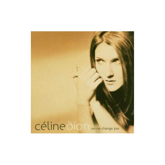 Dion Celine On Ne Change Pas Germany Import Cd X 2 Nuevo
