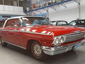 Chevrolet/gm Impala Coupe - 1962