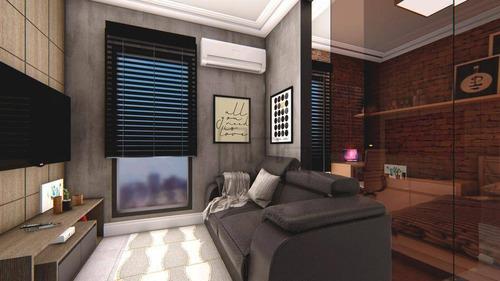 Apartamento À Venda, 20 M² Por R$ 114.000,00 - Jardim Sônia Maria - Sorocaba/sp - Ap1555