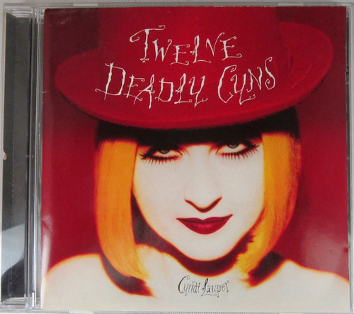 Cyndi Lauper - Twelve Deadly Cyns... And Then Some Usa Cd