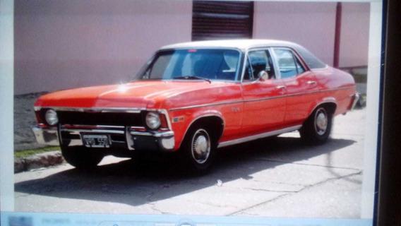 Chevy Malibú Año 74 Motor 250 Caja Automática.gnc