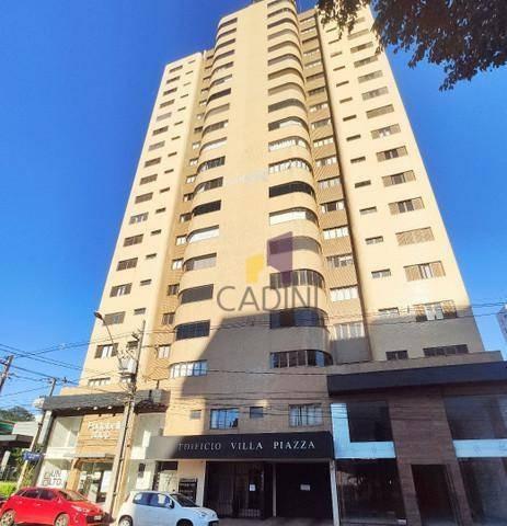 Apartamento À Venda - Centro - Cascavel/pr - Ap0561
