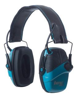 Orejeras Electrónicas Para Tiro 82db (azules)