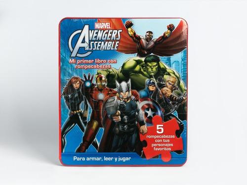 Imagen 1 de 2 de Avenger Rompecabezas