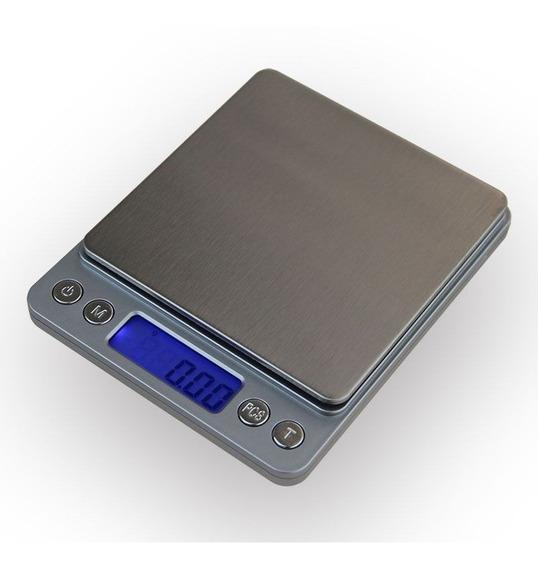Bascula Portatil Para Joyeria Cocina 500g X 0.01g