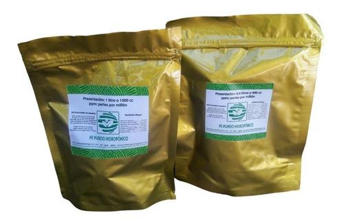 Kit De Nutrientes Para Hidroponia Para 1000lt
