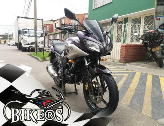 Yamaha Fazer 150 2015, Recibo Tu Moto En Parte De Pago Biker