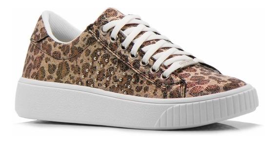Zapatillas Negras Mujer Sneaker Savage Urbana Moda 2019