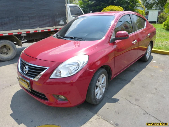 Nissan Versa At 1600cc