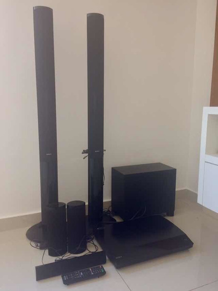 Home Theater Sony Seminovo! Modelo Hbd-e880