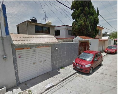 Se Vende Casa De Recuperación Bancaria Adjudicada Ecatepec