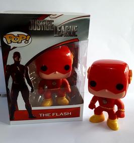 Boneco Vingadores Funko Pop Flash Com 10 Cm Brinquedo