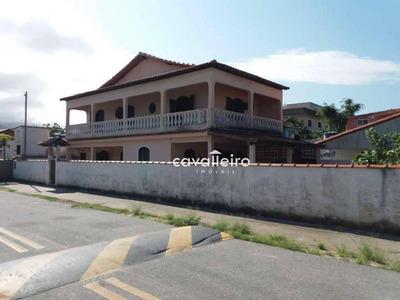 Casa Com 4 Dormitórios À Venda - Ponta Negra (ponta Negra) - Maricá/rj - Ca3611