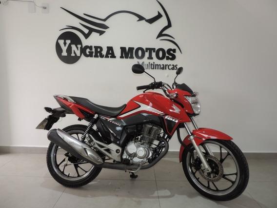 Honda Cg 160 Titan 2018 Flex Nova