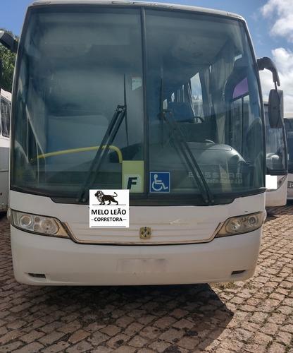 Imagem 1 de 10 de Ônibus Rodoviário Vw Busscar Vbus Lo4x2 - Ano 2005