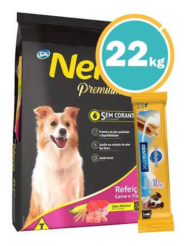 Nero Adulto  22 Kg + Protector Dental + Envío S/cargo