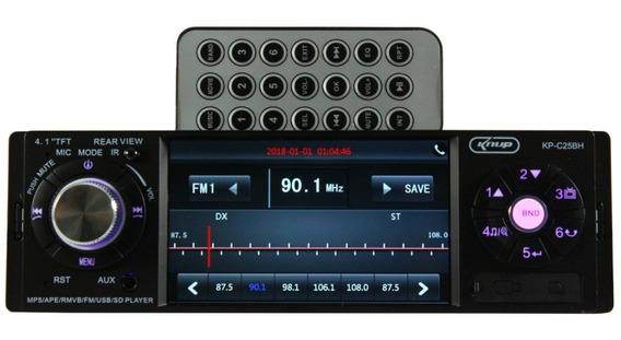 Som Mp5 Player Multimídia Tela Lcd 4