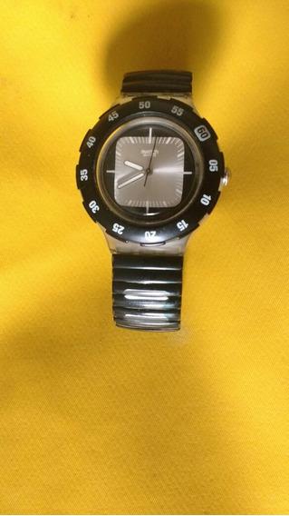 Relógio Swatch Pulseira Que Estica