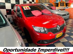 Renault Logan Authentique 1.0 Flex Autos Rr