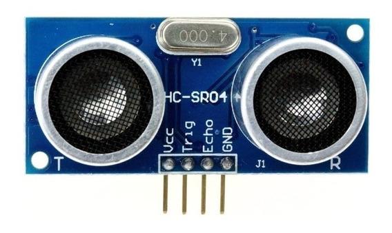 Arduino Módulo Sensor Ultrassom A Distância Hc-sr04