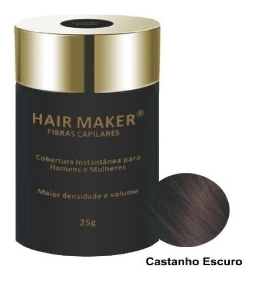 Hair Maker Fibras Capilares 25 Gramas