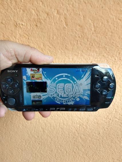 Psp 3001 Com Jogos Sony Com Emuladores Super Nintendo Top