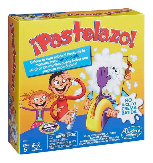 Juego De Mesa Pastelazo Original Hasbro Gaming
