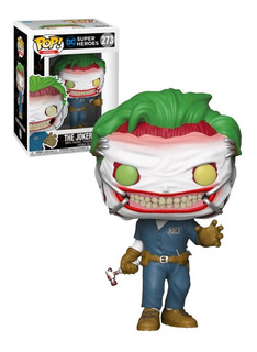 Funko Pop Heroes #273 Death Of The Family The Joker Nortoys