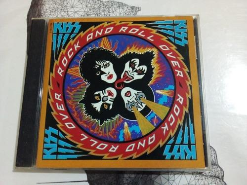 Rock And Roll Over - Kiss - Casablanca - Cd Argentina - U