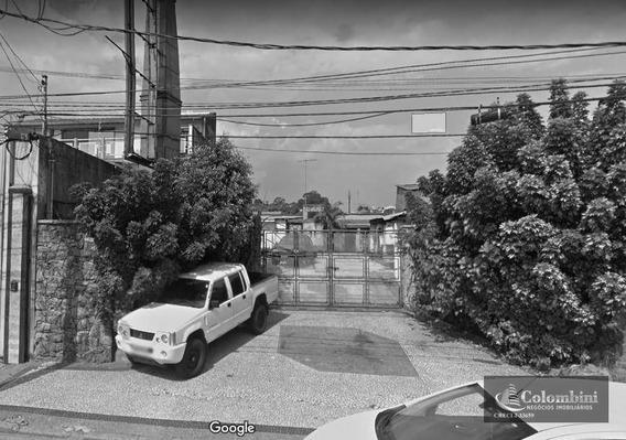 Terreno À Venda, 490 M² Por R$ 1.060.000 - Mauá - São Caetano Do Sul/sp - Te0044