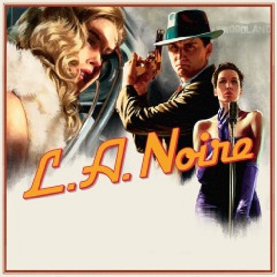 L. A. Noire Play 4 I Digital I