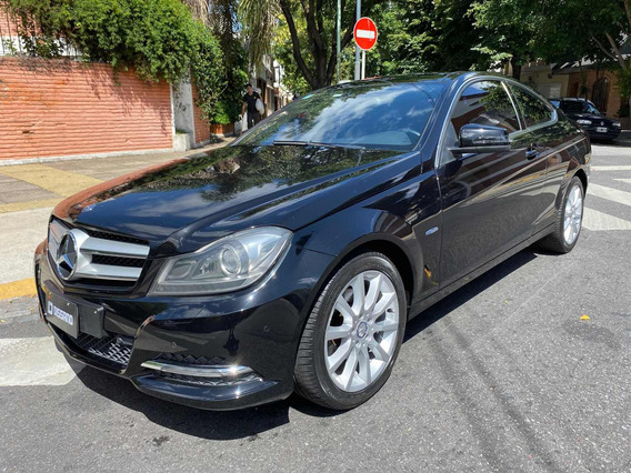 Mercedes Benz C250 Coupe City 1.8 Bluefficiency At Dissano