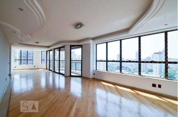 Apartamento No 8º Andar Com 4 Dormitórios E 3 Garagens - Id: 892962856 - 262856
