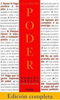 Las 48 Leyes Del Poder - Robert Greene - Editorial Atlantid