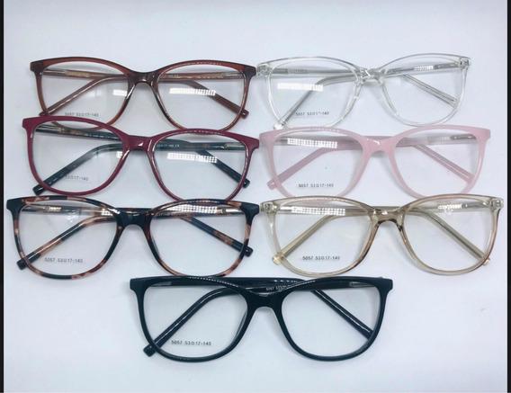 Óculos De Grau Completo