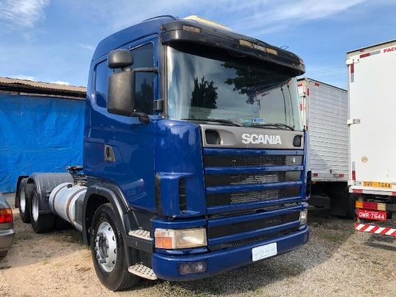 Scania 420 6x2 Ano 2005 Top Impecável Todo Original