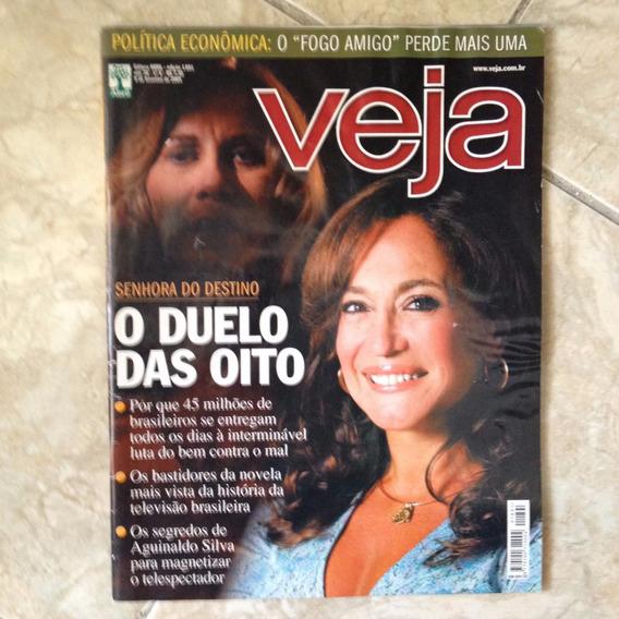 Revista Veja 1891 9.2.2005 Senhora Do Destino Susana Vieira