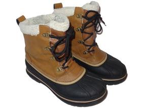 Crocs Botas Heavy Allcast I I Boot Mootm Caballero 29cm