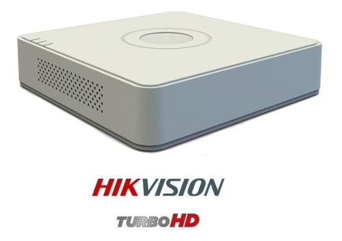 Hikvision Mini Dvr 4 Canales 1080p Turbo Hd Ds-7104hqhi-k1