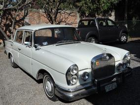Mercedes Benz 1963 En Muy Buenas Condiciones ¡para Presumir!