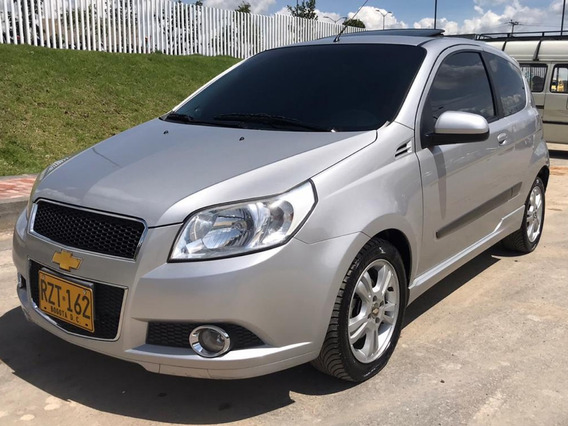 Aveo Emotion Gti 2010 3p Fe Ct